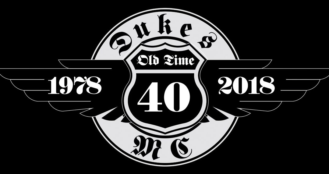40 JAHRE MC DUKES – 15.-17. Juni 2018